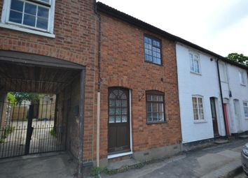 Thumbnail 2 bed cottage for sale in Priory Street, Newport Pagnell, Milton Keynes, Buckinghamshire