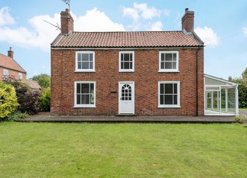 Thumbnail 4 bed detached house for sale in Old Bolingbroke, Spilsby