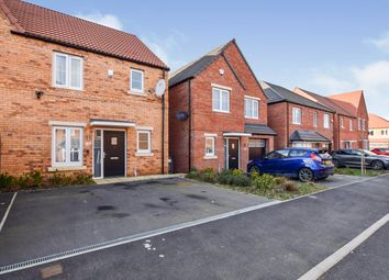 Thumbnail 3 bed semi-detached house for sale in Cygnet Drive, Mexborough
