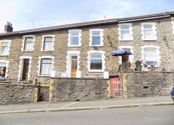 Thumbnail 3 bed terraced house for sale in Penrhys Road, Ystrad, Pentre, Rhondda, Cynon, Taff.