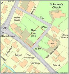 Thumbnail Land for sale in Building Plot, Houghton Lane, North Pickenham, Norfolk