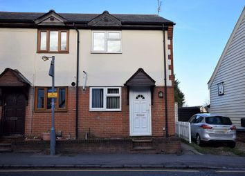 Thumbnail 2 bed terraced house to rent in Trojan Terrace, Station Road, Sawbridgeworth