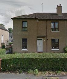 Thumbnail 3 bed flat to rent in Skipness Drive, Govan