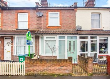 Thumbnail 2 bedroom terraced house for sale in Shakespeare Street, Watford