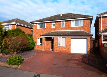 Thumbnail 4 bed detached house to rent in Tidbury Close, Woburn Sands