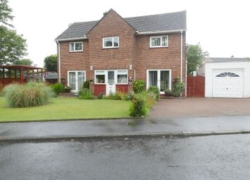 Thumbnail 4 bed detached house for sale in Forbes Road, Rosyth, Dunfermline