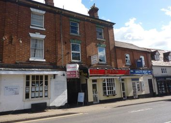 Thumbnail 1 bed flat to rent in High Street, Southam