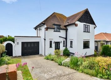 Thumbnail 3 bed detached house for sale in Bevendean Avenue, Saltdean, Brighton, East Sussex
