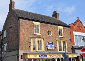 Thumbnail 3 bed flat to rent in Market Place, Thirsk