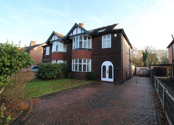 4 bed semi-detached house to rent in Milton Crescent, Cheadle SK8