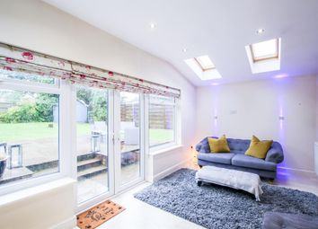 Thumbnail 5 bed detached house to rent in Back Lane, Bilbrough, York