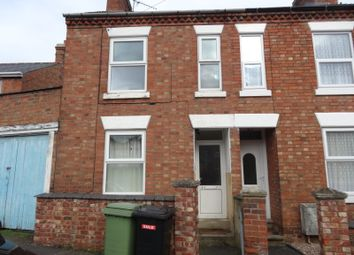 Thumbnail 3 bed terraced house to rent in George Street, Wellingorough