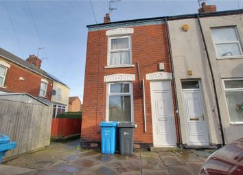 Thumbnail 2 bedroom terraced house to rent in Farringdon Street, Hull