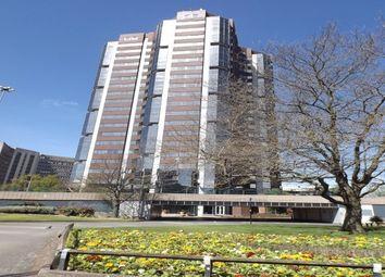 Thumbnail 2 bed flat to rent in Metropolitan House, Birmingham