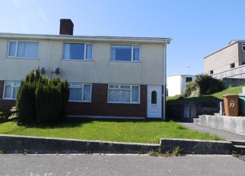 Thumbnail 2 bed maisonette to rent in Boringdon Hill, Plympton, Plymouth