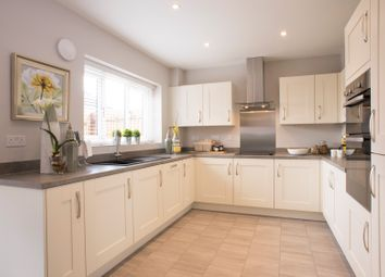 """Thumbnail 4 bed detached house for sale in """"The Hemsley"""" at Oakley Wood Road, Bishops Tachbrook, Leamington Spa"""