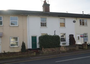 Thumbnail 2 bed terraced house to rent in Hockliffe Road, Leighton Buzzard