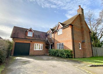 Thumbnail 4 bed detached house for sale in Lea Heath Way, Hurst, Reading, Berkshire