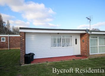 Thumbnail 2 bed property for sale in Florida Chalet Park, Hemsby, Great Yarmouth