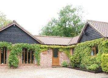 Thumbnail 4 bed cottage for sale in Church Lane, Southburgh, Thetford