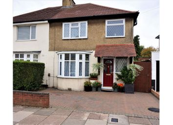 Thumbnail 4 bedroom semi-detached house for sale in Richmond Hill, Luton