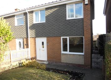 Thumbnail 2 bed semi-detached house to rent in Avens Close, Pontefract