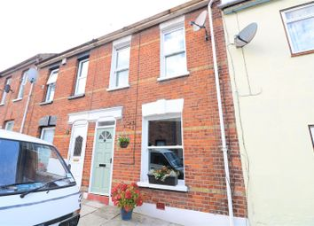 Thumbnail 2 bedroom terraced house for sale in Clarendon Road, Gravesend