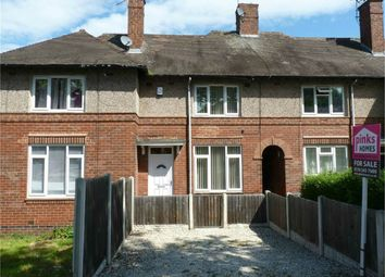 Thumbnail 2 bed terraced house for sale in Papermill Road, Shiregreen, Sheffield, South Yorkshire