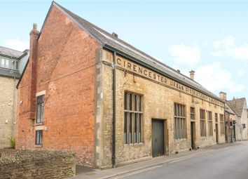 Thumbnail 4 bed mews house for sale in The Old Water Works, Lewis Lane, Cirencester