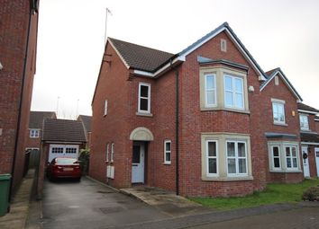 Thumbnail 4 bed detached house for sale in St. Martins Court, Robin Hood, Wakefield