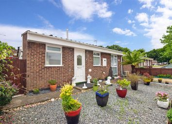 Thumbnail 3 bed semi-detached bungalow for sale in Sandpiper Road, Lords Wood, Chatham, Kent