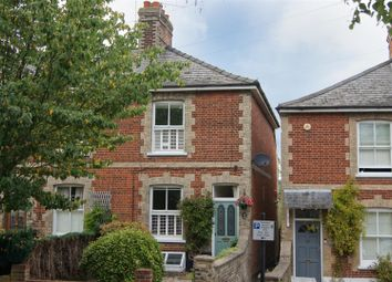 Thumbnail 2 bed semi-detached house for sale in York Road, Bury St. Edmunds