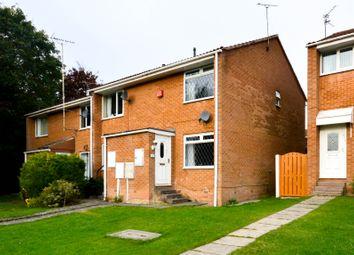 Thumbnail 2 bed end terrace house for sale in Meadowcroft Gardens, Westfield, Sheffield