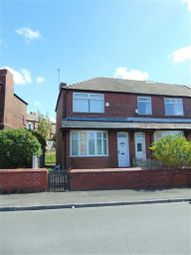 Thumbnail 2 bed semi-detached house for sale in Suffolk Street, Chadderton, Oldham