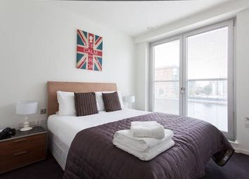 1 bed flat to rent in Lanark Square, London E14