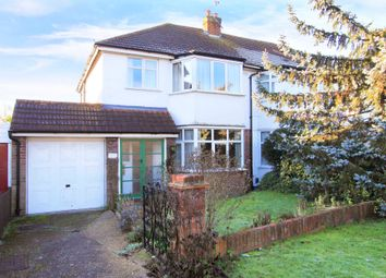 Thumbnail 3 Bed Semi Detached House For Sale In Pinner Road Pinner