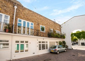 Thumbnail 3 bed detached house to rent in Steeles Mews South, Belsize Park, London