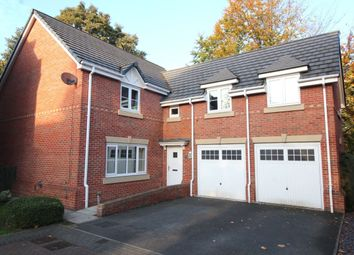Thumbnail 4 bed detached house for sale in Birch Close, Sprotbrough, Doncaster