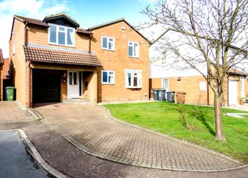 Thumbnail 5 bedroom detached house for sale in Hardwick Green, Luton
