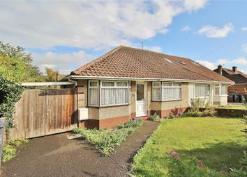Thumbnail 2 bed bungalow for sale in Parham Road, Findon Valley, Worthing, West Sussex