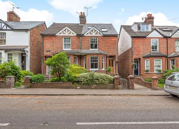 Thumbnail 3 bed semi-detached house for sale in Tilford Road, Beacon Hill, Hindhead