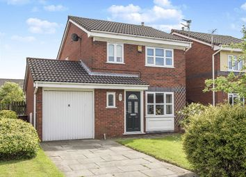 Thumbnail 3 bed detached house to rent in Thistledown Close, Wigan