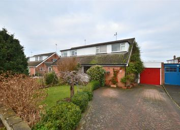 Thumbnail 4 bed semi-detached house for sale in Cherry Avenue, Charlton Kings, Cheltenham, Gloucestershire