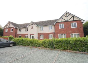 Thumbnail 2 bed flat to rent in Alexandra Road, Market Drayton