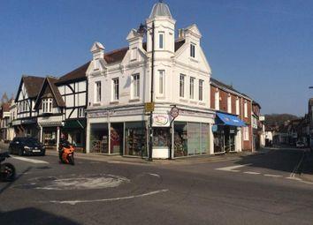 Thumbnail Retail premises for sale in 1-3 Rumbolds Hill, Midhurst