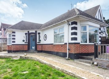 Thumbnail 2 bedroom detached bungalow for sale in Malvern Road, Bournemouth