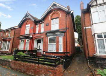 Thumbnail 4 bedroom semi-detached house for sale in Lea Road, Penn Fields, Wolverhampton