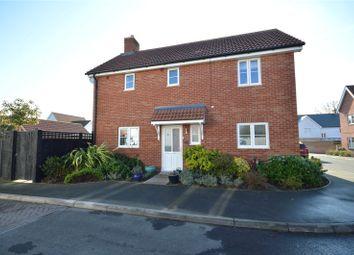 Thumbnail 3 bed detached house for sale in Eldridge Close, Clavering, Nr Saffron Walden, Essex