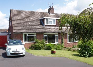 Thumbnail 3 bed semi-detached house for sale in Redgate Avenue, Tenbury Wells