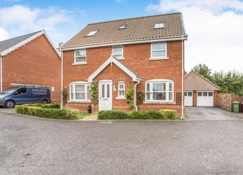 Thumbnail 6 bed detached house for sale in Kenninghall, Norfolk